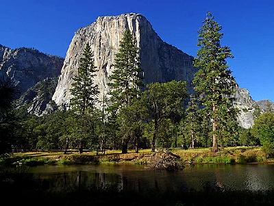 Photo El Capitan And Merced River Travel