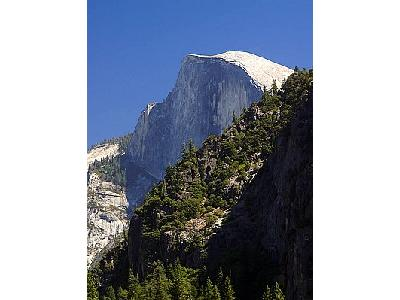 Photo Half Dome In Yosemite Travel