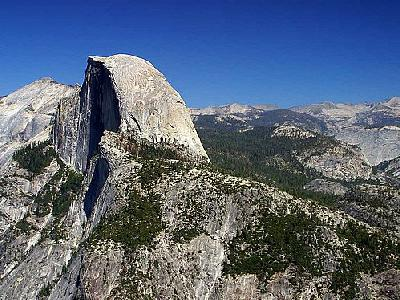 Photo Half Dome In Yosemite 2 Travel