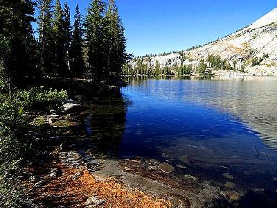 Photo May Lake In Yosemite Travel