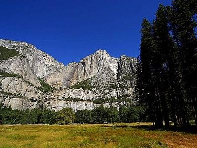 Photo Yosemite Falls Travel