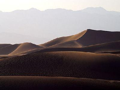 Photo Sand Dunes At Sunset Travel