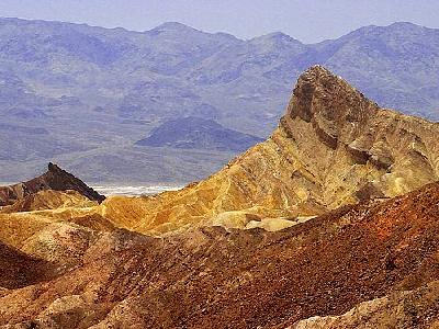 Photo Zabriskie Point Travel