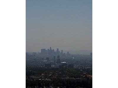 Photo Los Angeles Smog Travel