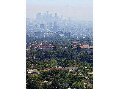Photo Los Angeles Smog 2 Travel