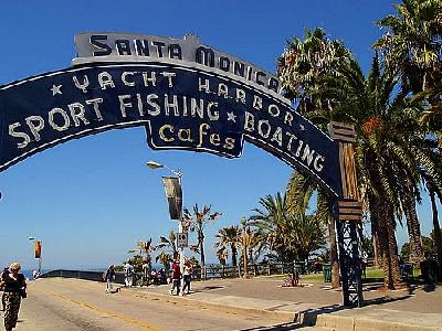 Photo Santa Monica Pier Travel
