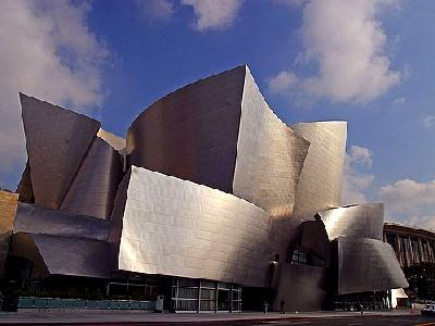 Photo Walt Disney Concert Hall Travel