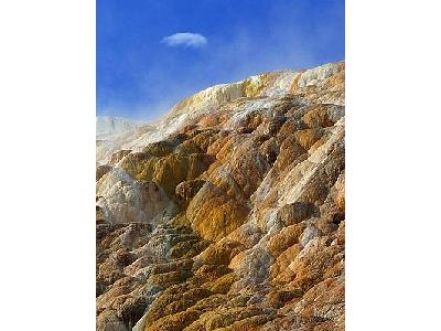 Photo Mammoth Hot Springs 3 Travel