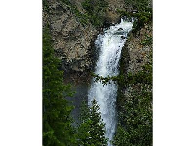 Photo Tower Falls Travel
