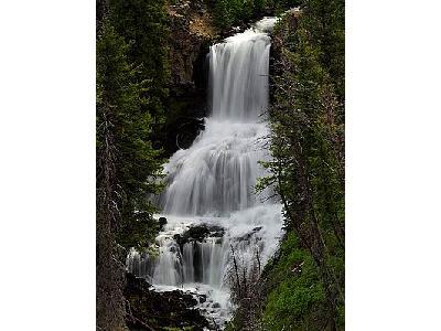 Photo Undine Falls Travel