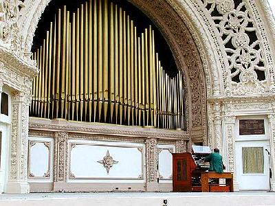 Photo Organ 2 Travel