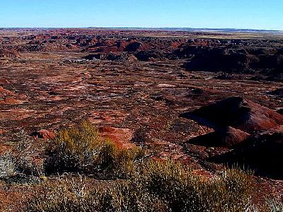 Photo Painted Desert Travel