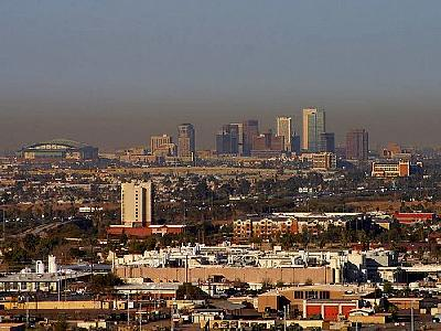 Photo Phoenix Skyline Travel