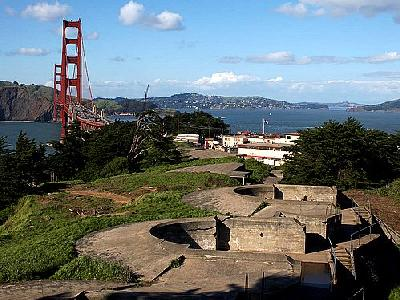 Photo Presidio And Golden Gate Bridge Travel