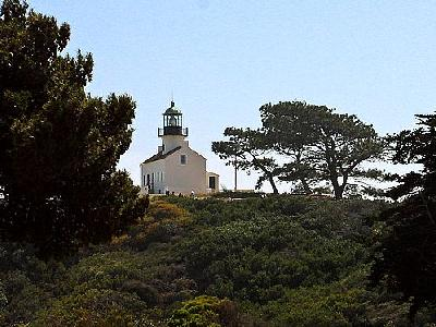 Photo Point Loma Lighthouse Travel