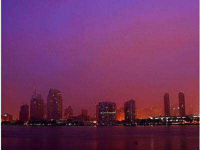 Photo San Diego Skyline 2 Travel