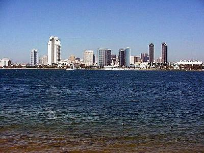 Photo San Diego Skyline 5 Travel