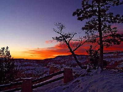 Photo Bryce Sunrise 2 Travel