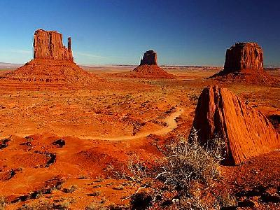 Photo Monument Valley 5 Travel