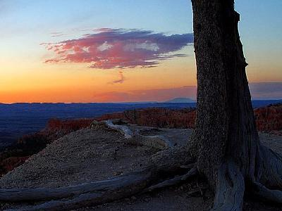 Photo Sunrise From Bryce Rim Travel