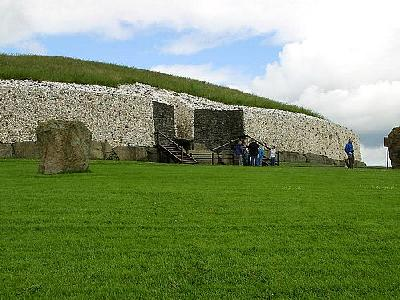 Photo Newgrange 4 Travel