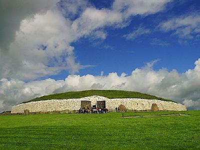 Photo Newgrange Ireland Travel