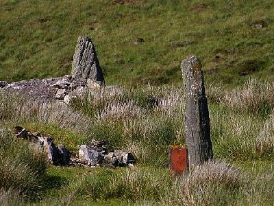 Photo Standing Stone Travel
