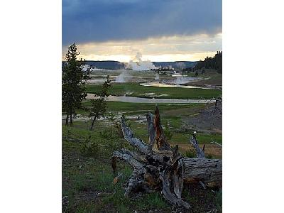 Photo Yellowstone Travel