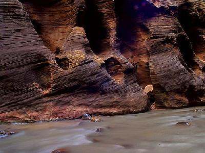 Photo Zion Narrows 3 Travel