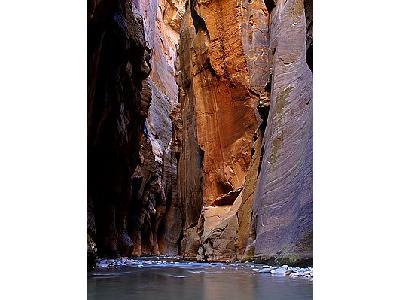 Photo Zion Narrows Wall Street Travel