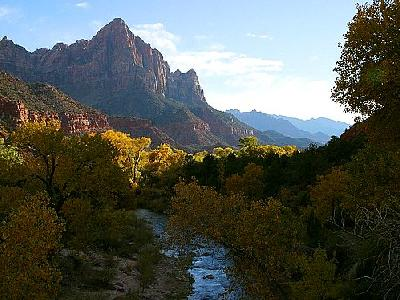 Photo Zion National Park Travel