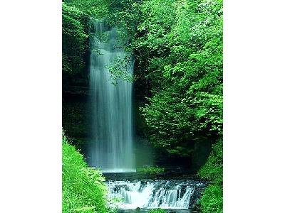 Photo Glencar Waterfall Travel