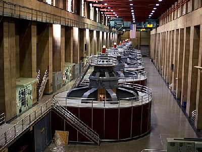 Photo Hydroelectric Generators Travel