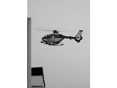 Photo Police Helicopter Vehicle