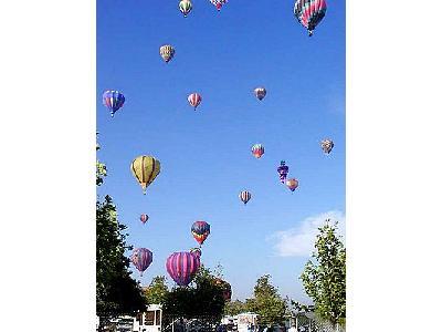 Photo Balloons 18 Vehicle