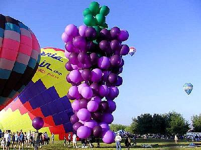 Photo Balloons 5 Vehicle