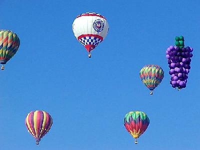 Photo Hot Air Balloons 2 Vehicle