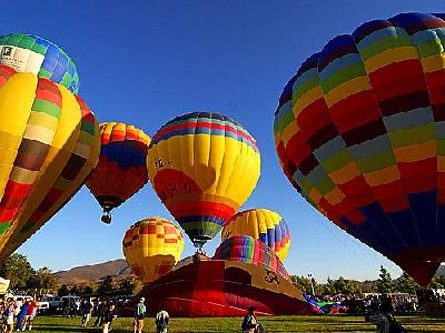 Photo Hot Air Balloons 3 Vehicle