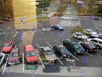 Photo Parking Cars 2 Vehicle