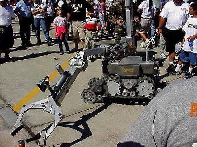 Photo Robot Vehicle