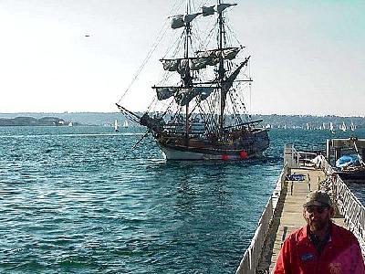 Photo Sailing Ship Vehicle