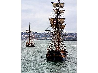 Photo Tall Ships Vehicle