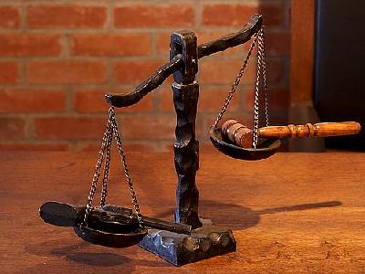 Photo Scales Of Justice Other