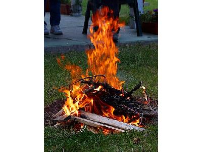 Photo Solstice Party Fire Other