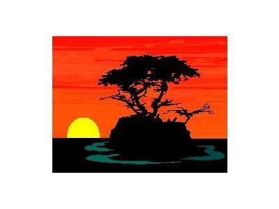 Logo Nature 165 Animated