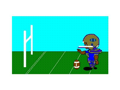 Logo Sports Football 029 Animated