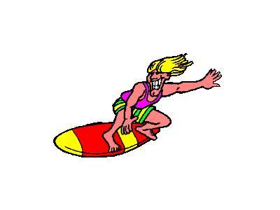Logo Sports Watersports 016 Animated