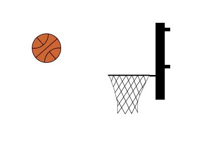 Logo Sports Basketball 002 Animated
