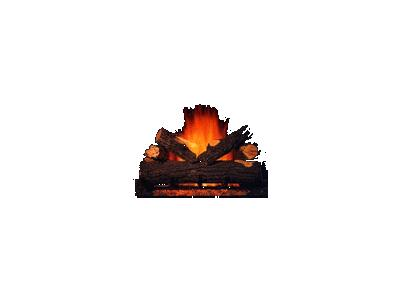 Logo Firelight 104 Animated