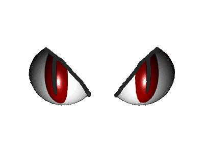 Logo Bodyparts Eyes 011 Animated